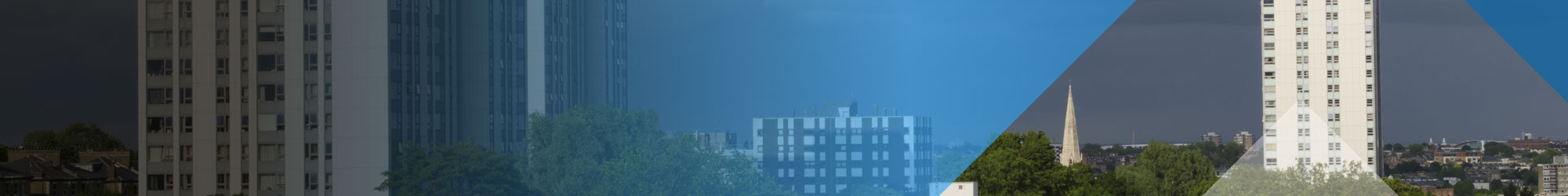 Range of UK rental properties